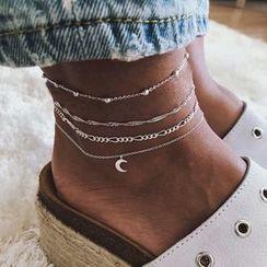 Yeoleum - Alloy Layered Anklet