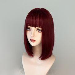 Jellyfish - Short Full Wig - Straight