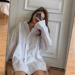 LIPHOP - Oversized Shirt