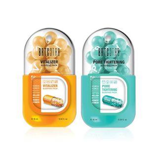 BRTC - Sleeping Capsule Pack - 2 Types