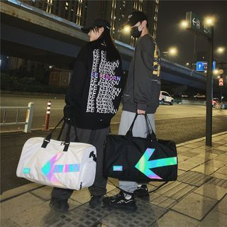 Carryme - Arrow Print Duffle Bag