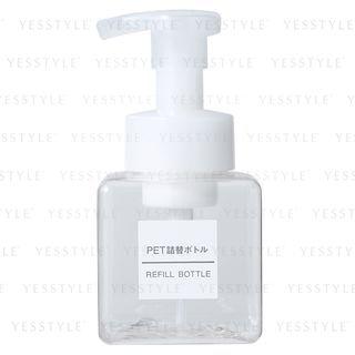 MUJI - Clear Bubble Foaming Bottle