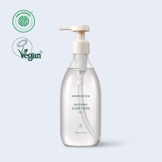 AROMATICA - Organic Aloe Vera Gel