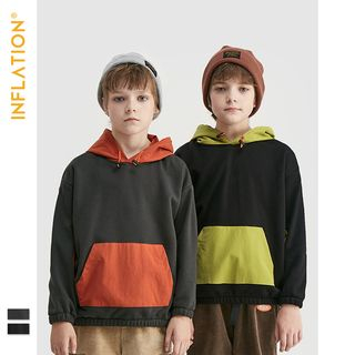Wolandorf - Kids Colorblock Hoodie