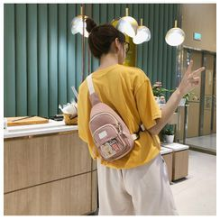 Beamie - Cotton Sling Bag