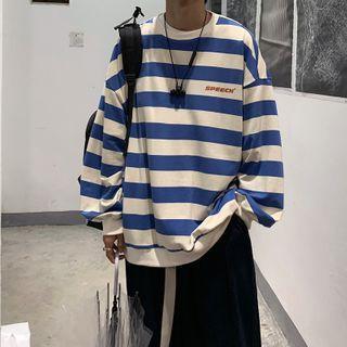 BORGO - Striped Pullover