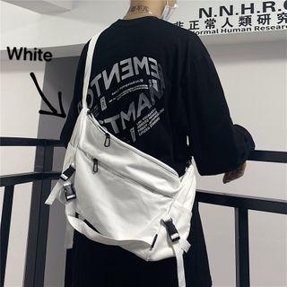 Porstina - Buckled Crossbody Bag