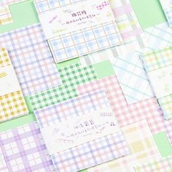 Monez - Printed Memo Pad (various designs)