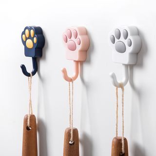 Home Simply - Cat Paw Adhesive Wall Hook