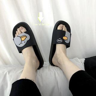 Lazi Boi - Couple Matching Cartoon Slippers