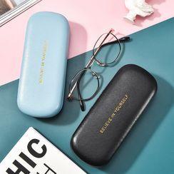 Hazzeland - 字母眼镜盒