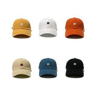 Heloi - 字母刺绣棒球帽