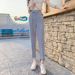 Isaaca - Straight Fit Dress Pants