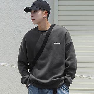 Tiaota - Letter Sweatshirt