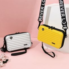 Aquilegia - Mini Suitcase Crossbody Bag