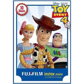 Fujifilm - Fujifilm Instax Mini Film (Toy Story 4) (10 Sheets per Pack)