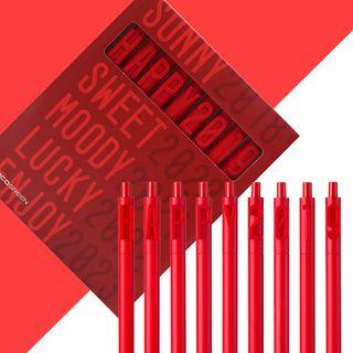 Full House - KACO-套裝: 字母 / 數字原子筆 - 0.5mm