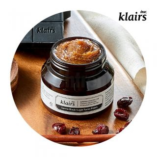 Dear, Klairs - Gentle Black Sugar Facial Polish 110g