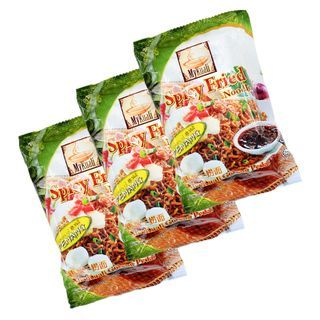 Grainee Foods - MyKuali Spicy Fried Noodle (3 packs)