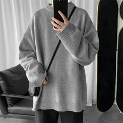 CooLook - Plain Sweater