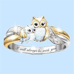B.muse - Owl Ring