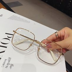 MOL Girl - Frame Metal Eyeglasses