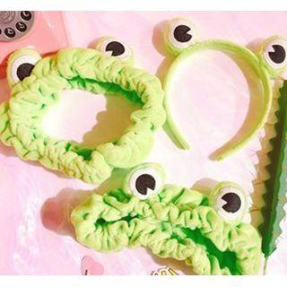 Michu - Frog Headband (Various Designs)