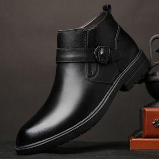Junster  - Genuine Leather Dress Shoes