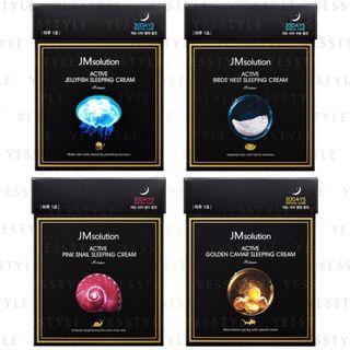 JMsolution - Sleeping Cream 4ml x 30 - 4 Types