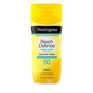 Neutrogena - Beach Defense Spf#50 Lotion