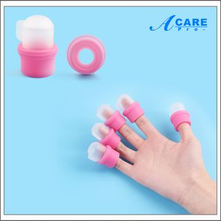 Acare - Gel Nail Remover Caps