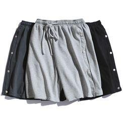 Rampo - Drawstring Shorts
