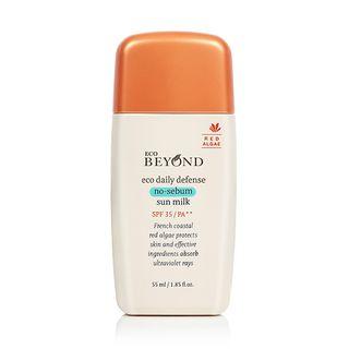 BEYOND - Eco Daily Defense No Sebum Sun Milk SPF35 PA++ 55ml