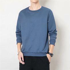 Acrius(アクリウス) - Plain Sweatshirt