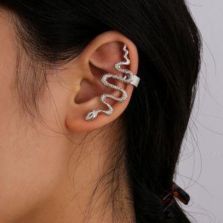 Seirios - Alloy Snake Earring