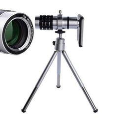 Etao - 12倍远摄镜头夹式手机镜片