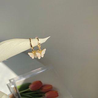 Calypso - Acrylic Butterfly Dangle Earring