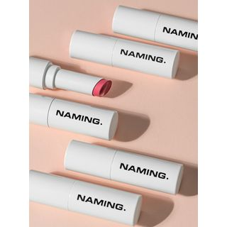 NAMING - Soft Matt Lipstick - 10 Colors