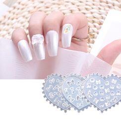 Monoe - 3D Bow Nail Art Decoration