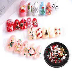 Monoe - Nail Art Christmas Decoration