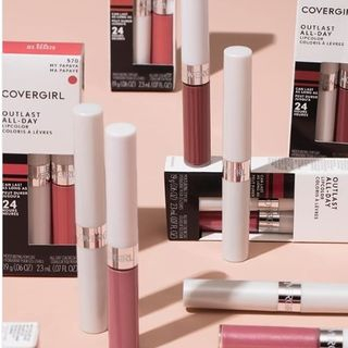 COVERGIRL - Outlast All-Day Lip Color with Topcoat (4 Colors)