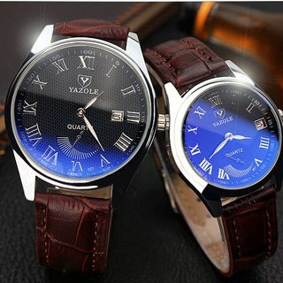 YAZOLE - 夜光带式手表