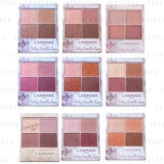 Canmake - Silky Souffle Eyes - 6 Types