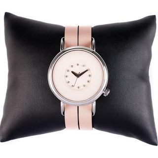t. watch - SWAROVSKI CRYSTAL Water Resistant Strap Watch