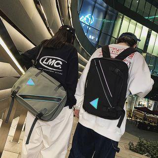 Carryme - Buckle Flap Crossbody Bag