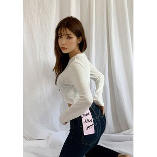 chuu - -5kg Hobbit Skinny Jeans vol.111