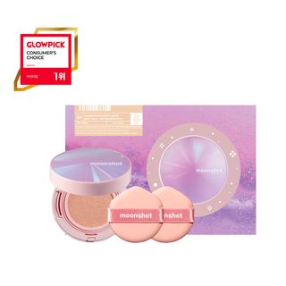 moonshot - Micro Glassyfit Cushion Limited Set - 2 Colors