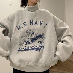 Juku Girls - Turtleneck Sweater