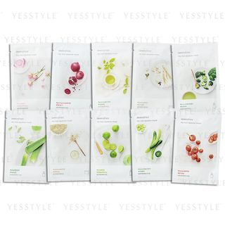 innisfree - My Real Squeeze Variety Mask Set