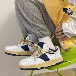 Lazi Boi - Color Block Sneakers